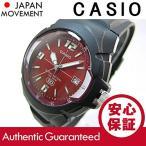CASIO カシオ  MW-600F-4A MW600F-4A ベーシック アナログ ブラック レッド ウォッチ 腕時計