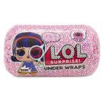 エルオーエル サプライズ L.O.L. サプライズ! アンダー ラップス LOL Surprise Doll Under Wraps 4 wave 1 おもちゃ 着せ替え人形  ミニドール 7歳〜