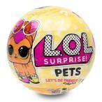エルオーエル サプライズ L.O.L. サプライズ! シリーズ3 ペット LOL Surprise Doll Pets Series 3 ペット 子犬 子猫 ウサギ ハムスター キャリングケース