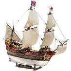 ドイツ レベル 1/83 メイフラワー 帆船 05486