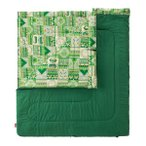 コールマン(Coleman) 寝袋 ファミリー2in1 C10 使用可能温度10度 封筒型 2000027256