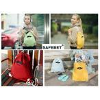 SAFEBET リュック 防水 軽量 ビーチバッグ 旅行や海水浴のサブザック トラベルバッグ プールバッグ