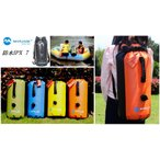 MARJAQE 防水リュック ドライバッグ ウォータープルーフ 30L ビーチバッグ 防水バッグ ドライ チューブ バッグ