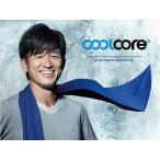 COOLCORE クールコア 世界で認めらた冷感スーパークーリングタオル スポーツタオル 冷感タオル カラー:RED