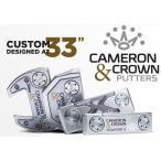 タイトリスト スコッティ・キャメロン SCOTTY CAMERON 2016 C&C キャメロン&クラウン Limited パター [33インチ]