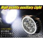 LEDアクセサリーライト ヘッドライトの補助やフォグランプに [D-EX-1]