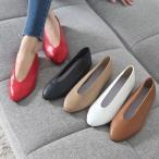 ショッピングフラット フラットパンプス レディース ペタンコ 2017 秋ファッション 靴 婦人靴
