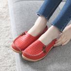ショッピングフラット フラットシューズ レディース ペタンコ メッシュ 2017 夏 ファッション 靴 婦人靴