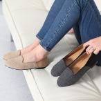 ショッピングフラット フラットシューズ シンプル ペタンコ 秋 ファッション レディース 靴 30代 40代