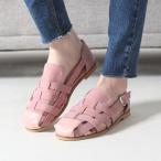 ショッピングフラット フラットシューズ レディース サイドオープン 2017 春 ファッション 靴 婦人靴