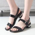 ショッピングサンダル サンダル レディース ローヒール 太ヒール 2017 春 ファッション 靴 婦人靴