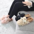 ショッピングサボ サボサンダル レディース 起毛 フェイクファー 2017 秋冬 ファッション 靴 婦人靴