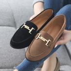 ショッピングフラットシューズ フラットシューズ レディース スエード調 ペタンコ 2017 秋 ファッション 靴 婦人靴