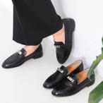 ショッピングフラット フラットシューズ レディース ローヒール 型押し 2018 春 ファッション 靴 婦人靴
