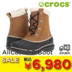 セール特価【crocs/クロックス 正規品】オールキャスト 2.0 ブーツ メンズ スノーブーツ 防水