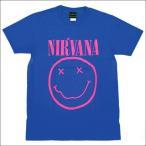 バンドTシャツ Nirvana ニルヴァーナ ロックTシャツ S