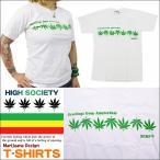 レゲェTシャツ Marijuana&ganja ロックTシャツ ガンジャTシャツ Sサイズ
