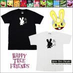 正規品 HAPPY TREE FRIENDS ハッピーツリーフレンズ ロックTシャツ カートゥーンTシャツ S