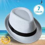 Other - パナマ帽 ハット ペーパー 中折れ ストローハット コンパクトデザイン メンズ レディース 麦わら帽子 セール メンズファッション