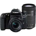 キャノン EOS 9000D ダブルズームキット 2420万画素 デジタル一 眼カメラ