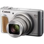 CANON(キャノン)デジタルカメラ 2030万画素 PowerShot SX740 HS[PowerShotSX740HS] シルバー