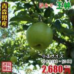 ■小玉サイズ■青森りんご☆送料無料☆訳ありりんご王林10キロ46〜50玉