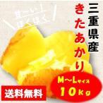きたあかり 新じゃがいも M〜L混合 10kg 農薬・化学肥料不使用 農家直送 送料無料 三重...