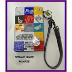 Yahoo!Online Shop 海風USJ クールジャパン2020 名探偵コナン リール付きパスケース お土産 グッズ 公式