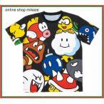 USJ 任天堂 スーパーマリオ Tシャツ 敵キャラ ユニセックス お土産 グッズ 公式