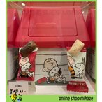 USJ  スヌーピー アソートチョコレートクランチ ダストBOX お土産 グッズ お菓子 ユニバ 公式