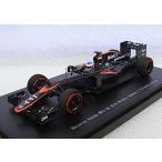 ショッピングmiddle EBBRO 1/43 McLaren Honda MP4-30 2015 Middle Season Version No.14 Fernando Alonso