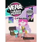ベラ ザ エイリアン ハンター レベル1-3 CD付き A Real Alien 子ども 英語 教材 コミック リーダー e-future Vera the Alien Hunter