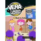 ベラ ザ エイリアン ハンター レベル2-1 CD付き Back to School 子ども 英語 教材 コミック リーダー e-future Vera the Alien Hunter