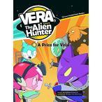 ベラ ザ エイリアン ハンター レベル2-4 CD付き A Price for Vera 子ども 英語 教材 コミック リーダー e-future Vera the Alien Hunter