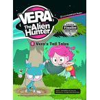 ベラ ザ エイリアン ハンター レベル1-1 CD付き Vera's Tall Tales 子ども 英語 教材 コミック リーダー e-future Vera the Alien Hunter
