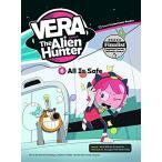 ベラ ザ エイリアン ハンター レベル1-6 CD付き All is Safe 子ども 英語 教材 コミック リーダー e-future Vera the Alien Hunter