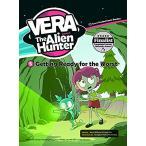 ベラ ザ エイリアン ハンター レベル1-5 CD付き Getting Ready for the Worst 子ども 英語 教材 コミック リーダー Vera the Alien Hunter