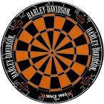 ショッピングハーレーダビッドソン ハーレーダビッドソン トラディショナルダーツボード ダーツボード ハード 61978