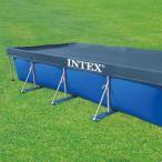 INTEX(インテックス) プールカバー レクタングラープールカバー 450×220cm