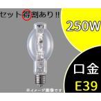 マルチハロゲン灯 SC形 上向点灯形 透明形 (Lタイプ・水銀灯安定器点灯形) M250L/BDSC-P/N パナソニック