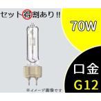 フィリップス HID マスターカラー 白色 4200K G12 片口金 直管タイプ CDM-T70W/942 PHILIPS
