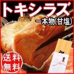 北海道産 天然トキシラズ(時鮭時しらず)鮭 甘塩一本物 約1.9kg前後 北海道産 新物 送料無料
