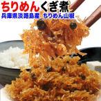 ギフト ちりめんじゃこ くぎ煮(山椒入)250g 兵庫県産 淡路島 (おつまみ ごはんのとも) 佃煮 送料無料 贈り物