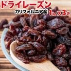 干しぶどう酢に レーズン(アメリカ産)3kg×1袋 ドライフルーツ 送料無料