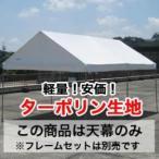 組立式パイプテント用天幕のみ ターポリン生地製 2間×3間サイズテント イベント event 運動会 組み立て 組みたて 組立