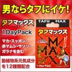 マカ すっぽん 赤まむし ガラナ配合サプリ  タフマックス 1DayPack 男性向け