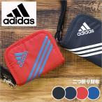 アディダス adidas 二つ折り財布/2つ折財布 ウォレットコード付き リュエル 47622