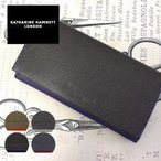 キャサリンハムネット KATHARINE HAMNETT 長財布 カラーテーラード 490-51907