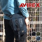 ショッピングレッグマジック アビレックス(アヴィレックス) AVIREX 2WAYレッグバッグ ショルダーバッグ メンズ レディース イーグル AVX348