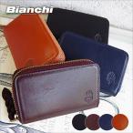 ショッピングビアンキ ビアンキ Bianchi ラウンドファスナーパス付き小銭入れ コインケース 財布 サイフ メンズ  ヴェルデ VERDE BIB1501